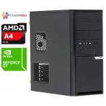 CompYou Home PC H557 (CY.563321.H557), купить за 21 510 руб.
