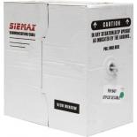 кабель (шнур) Siemax 18481 (витая пара в бухте, UTP, 5e, 305 м, PVC, для помещений)