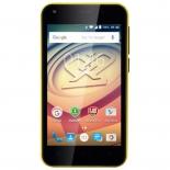 смартфон Prestigio Wize L3 3403 DUO, желтый