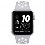 Умные часы Apple Watch Series 2 38mm, серебристо-белые