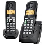 радиотелефон Gigaset A220A Duo (2 трубки)