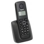 радиотелефон Gigaset A116, черный