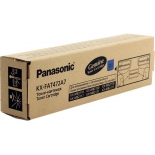 картридж для принтера Panasonic Картридж-тонер KX-FAT472A7, Черный