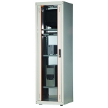 серверный шкаф Estap ECOline ECO32U66GF1R1 (19'', напольный, 32U), серый