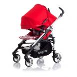 коляска Baby Care GT4, красная