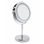 товар Зеркало косметологическое Gezatone LM194 со светодиодной подсветкой