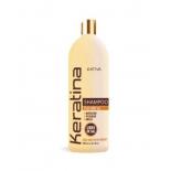 шампунь для волос Kativa Keratina с кератином укрепляющий