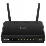 роутер WiFi D-Link DIR-651/A/A2A с поддержкой 802.11n (до 300 Мбит/с)