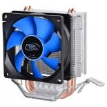 кулер Вентилятор для процессора DEEPCOOL ICEEDGE MINI FS V2.0 Soc-AMD/1150 3pin 25dB Al+Cu 95W 248g скоба