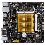материнская плата ASUS J1800I-C, with Intel® Dual-core Celeron® J1800 (2.41 GHz), mATX, 2xSODIMM DDR3 1xPCI-E VGA HDMI