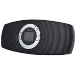 портативная акустика Microlab MD310BT, чёрная (2.1ch, Bluetooth 2.1, вход, выход, микрофон, USB, SD, аккумулятор, часы)