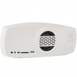 портативная акустика Microlab MD310BT, белая (2.1ch, Bluetooth 2.1, вход, выход, микрофон, USB, SD, аккумулятор, часы)