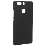 чехол для смартфона SkinBOX 4People для Huawei P9 Plus (T-S-HP9P-002) + защитная плёнка, чёрный