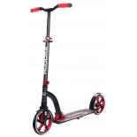 самокат для взрослых Hudora Big Wheel Flex 200, красный