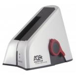 аксессуар компьютерный AgeStar 3UBT HDD USB3.0 серебристая