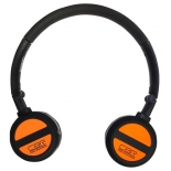 гарнитура bluetooth CBR CHP 633 BT, оранжевая