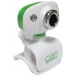 web-камера CBR CW 833M, зелёная