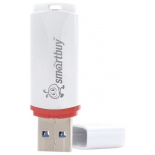 usb-флешка Smartbuy 16GB Crown White