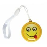 устройство для чтения карт памяти CBR / Human Friends Speed Rate 'Smile', жёлтый, USB, microSD
