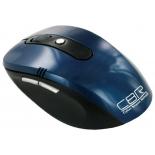 мышь CBR CM-500 голубая