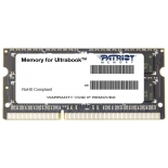 модуль памяти DDR-3 SODIMM 4096Mb, Patriot PSD34G1600L2S 1,35V