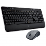 комплект Logitech Wireless Combo MK520 Black USB