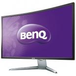 монитор BenQ EX3200R, черно-серебристый