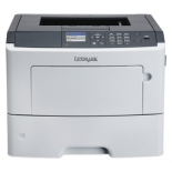 принтер лазерный ч/б Lexmark MS610dn (настольный)