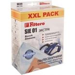 Аксессуар к бытовой технике Filtero SIE01 XXL Экстра, комплект пылесборников, купить за 1 270руб.