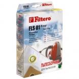 фильтр для пылесоса Filtero FLS 01 Экстра, (комплект пылесборников)