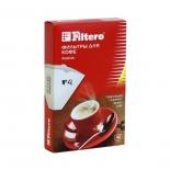 аксессуар к бытовой технике Filtero №4, фильтры для кофеварки