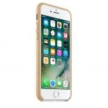 чехол iphone Apple MMY72ZM/A (для Apple iPhone 7), бежевый