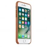 чехол iphone Apple MMY72ZM/A (для Apple iPhone 7), светло-коричневый