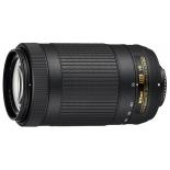 объектив для фото Nikon 70-300mm, Черный
