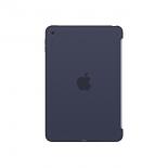 чехол для планшета Apple iPad mini 4 Silicone Case, полуночный синий