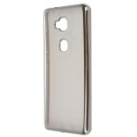 чехол для смартфона SkinBOX 4People для Huawei Honor 5X (T-S-HH5X-008), серебристый