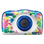 цифровой фотоаппарат Nikon Coolpix W100, морской рисунок