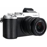 цифровой фотоаппарат Panasonic Lumix DMC-GX8KEE-S (LUMIX G VARIO), серебристо-чёрный