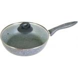 сотейник Scovo Stone Pan ST-022, серый