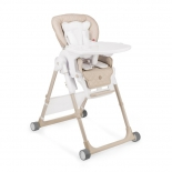стульчик для кормления Happy Baby William V2 бежевый