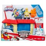 набор игровой для игры на улице Hasbro Playskool Transformers Спасатели (28122)