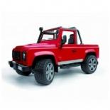 товар для детей Внедорожник-пикап Bruder Land Rover Defender (масштаб 1к16)