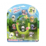 набор игровой Simba Флокированные фигурки YooHoo&Friends (24281)