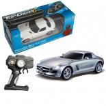 радиоуправляемая модель 1 Toy Top Gear Mercedes Benz SLS (1:18)