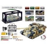 радиоуправляемая модель Zhorya танк Victor (1:20)