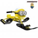 снегокат Snow Moto Minion Despicable Me Желтый