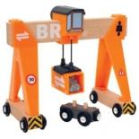 товар для детей Портовый кран Brio с магнитом