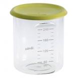 контейнер для продуктов Beaba Maxi Portion неон