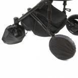 аксессуар к коляске Чехлы BamBola на колеса для коляски