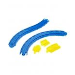 набор игровой Eichhorn  Гибкие радиусные рельсы (28 дет)